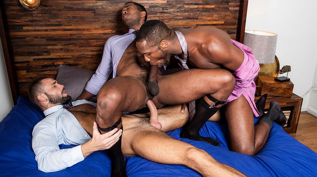 Ebonys alone arousing sexually