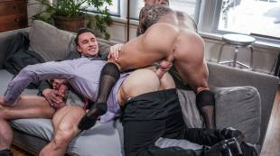 Dylan James, Andrey Vic, Alexander Volkov | Threeway Business Deal
