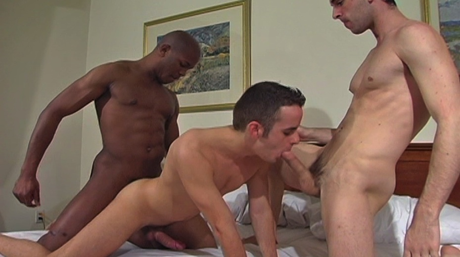 Hot Wife Interracial Gangbang