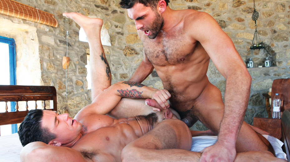 gay mature foursome video