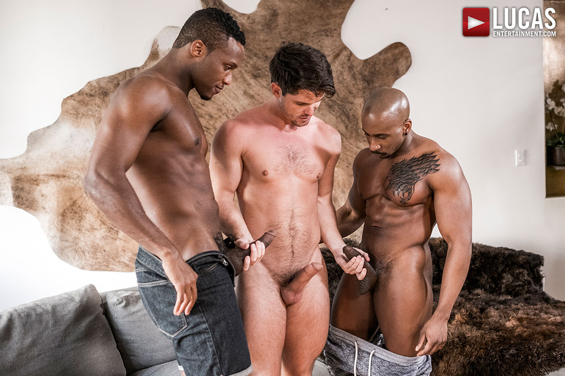 'Black Cocks Rule' DVD And Digital Download: On Sale Now