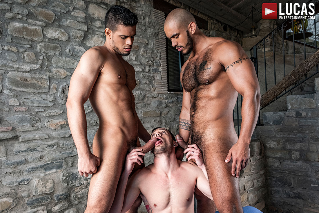 Drake Rogers Fulfills His Hunger For Latin Dick Tomorrow
