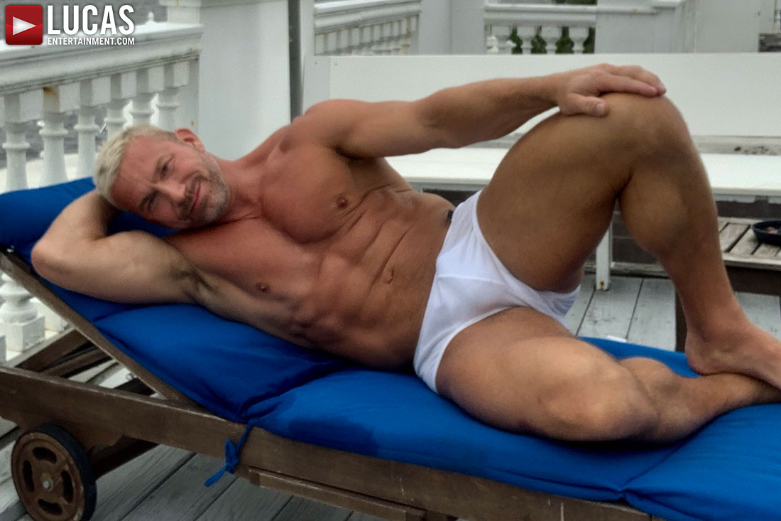 Tomas Brand And Ruslan Angelo Behind The Scenes On Fire Island